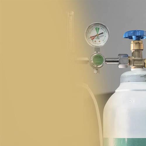 cilindro de oxigênio