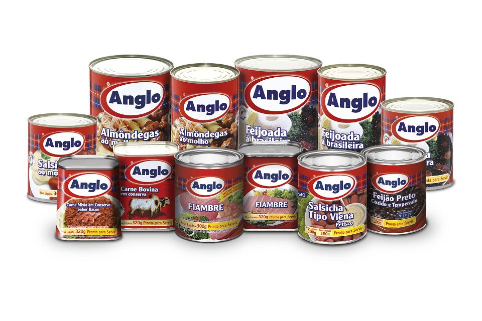 latas vermelhas anglo